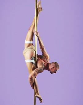 Entertainers for Hire Pole Dancer