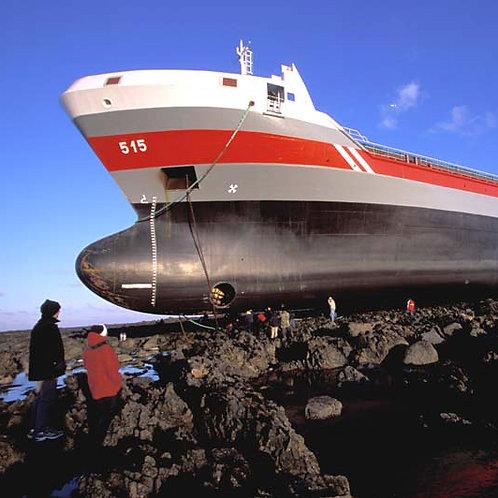 Shipwrecks around Guernsey