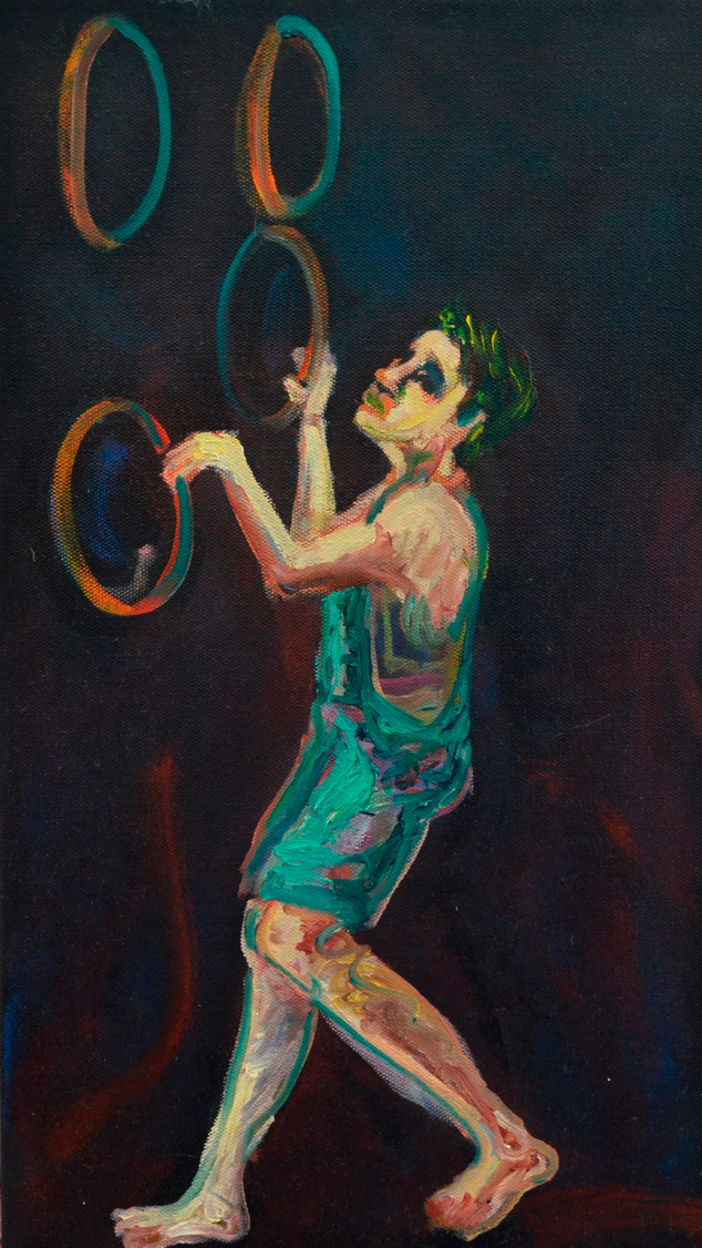 Juggling Hoops