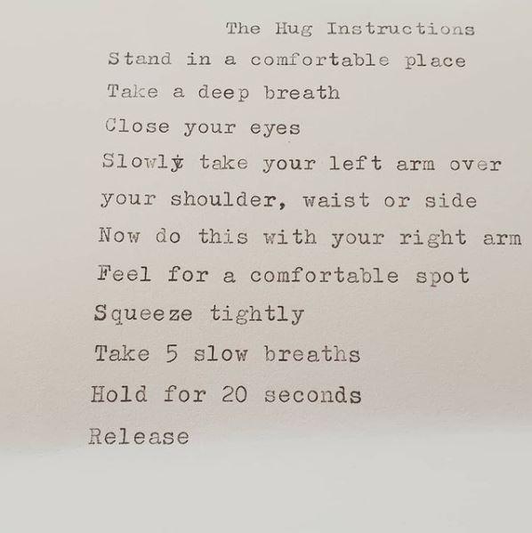 The Hug instruction