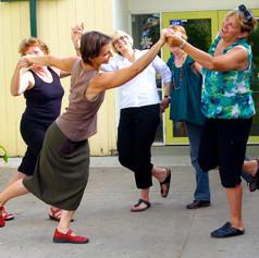 Rain Dance workshop