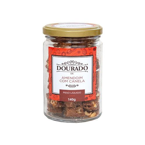 Doce de Amendoim com Canela (pote)