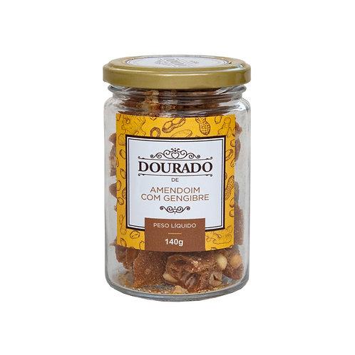 Doce de Amendoim com Gengibre (pote)