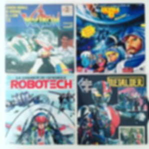 Vinyl Voltron Ulysse 31 Robotech Metalder