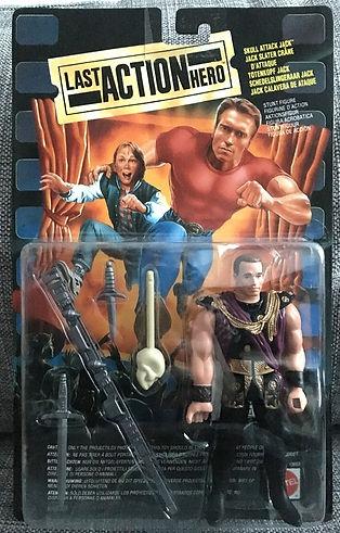 Last Action Hero Jack Slater Crâne d'attaque FR
