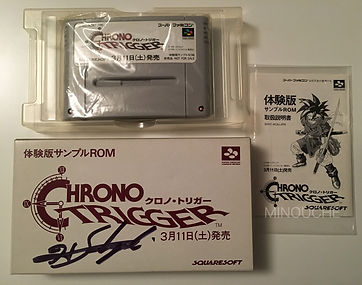 chrono trigger rom not for resale super famicom