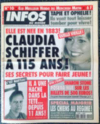 infos du monde 1998 n°10