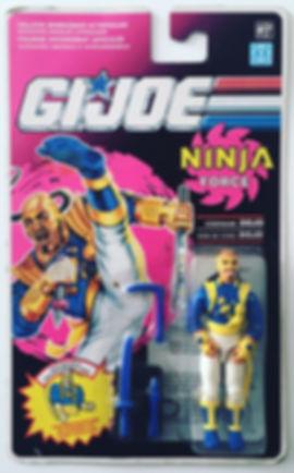 G.I. Joe Ninja Force Dojo moc