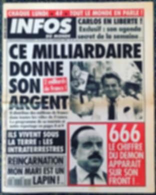 infos du monde 1994 n°24