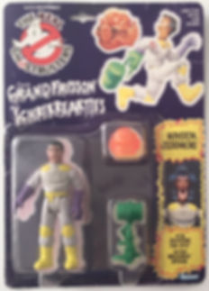 Winston Zeddmore Real Ghostbusters sealed