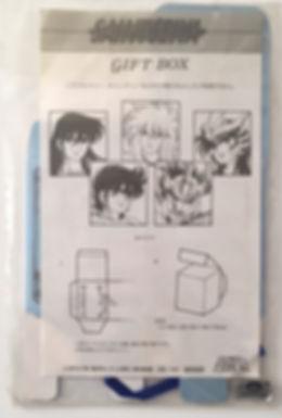 Saint Seiya Pandora gift box bandai japan limited
