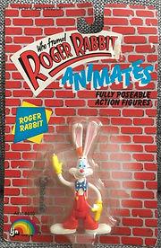 who framed roger rabbit toys animates ljn new sealed moc