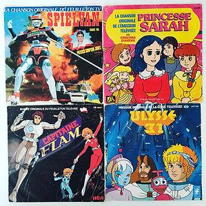 vinyl spielvan princesse sarah capitaine flam ulysse 31