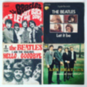 the beatles vinyl