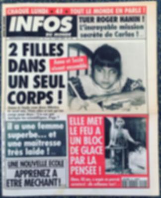 infos du monde 1994 n°20