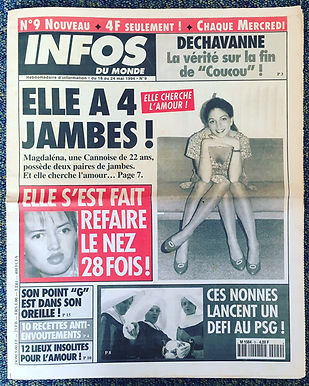 infos du monde 1994 n°9