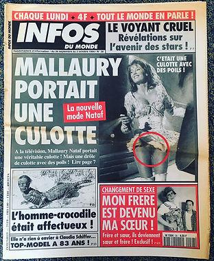 infos du monde 1994 n°28