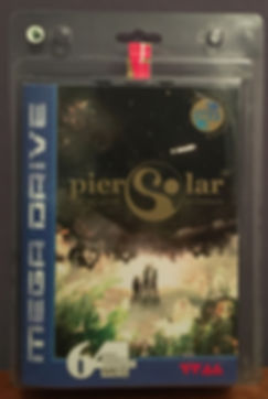 Pier Solar Megadrive JAPAN blister new