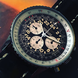 breitling navitimer cosmonaute lemania 1873 a12019