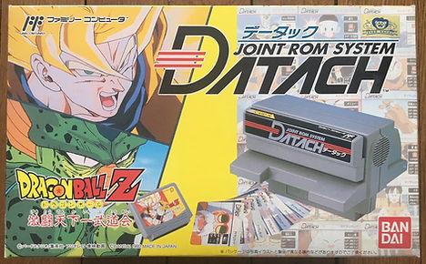 famicom nintendo dragonball z datach card joint rom system new