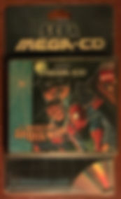 The Amazing Spider-Man - Mega-CD PAL france blister rigide NEUF