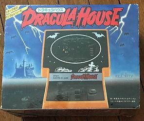 EPOCH Dracula House Table Top Japan