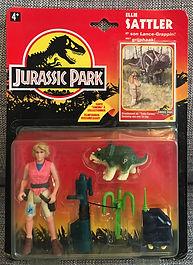 Jurassic Park Ellie Sattler France