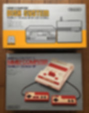 Famicom Family Computer Nintendo Disk System boxed mint RCA