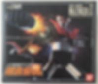Soul of Chogokin Mazinger Z Japan bandai