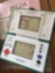 Game & Watch Multi Screen Pocketsize ZELDA France MINT
