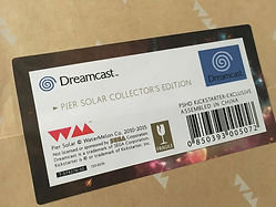 Pier Solar Dreamcast Limited Edition NEW PAL