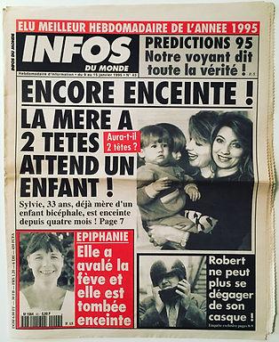 infos du monde 1994 n°43
