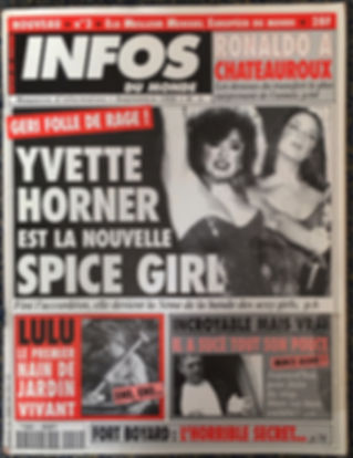 infos du monde 1998 septembre n°2