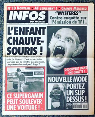 infos du monde 1994 n°10