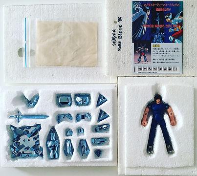 Saint Seiya Odin robe 1988 Japan Bandai LTD