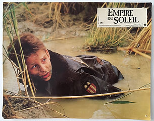 Empire of sun soleil christian bale photo lobby card