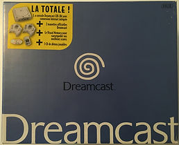 dreamcast limited france pack la totale
