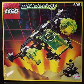LEGO Blacktron Aerial Intruder 6981 - 1997