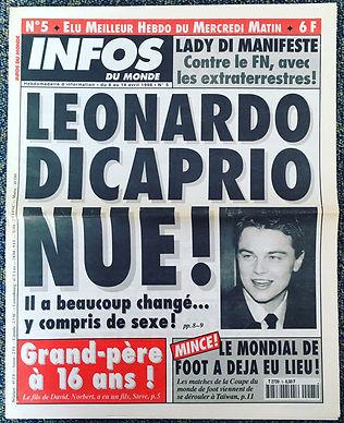 infos du monde 1998 n°5