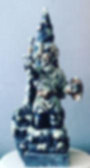 Odin Saint Seiya chevaliers du zodiaque statue 2006 limited 500ex