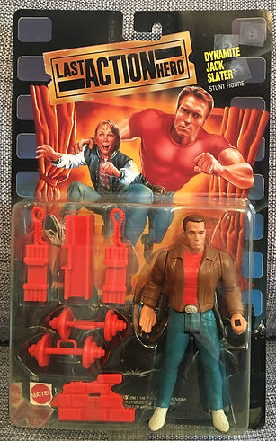 Last Action Hero Dynamite Jack USA