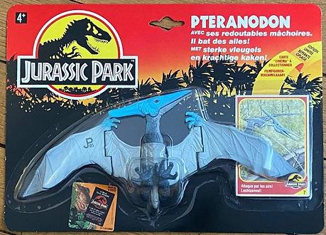 Jurassic park toys pteranodon mint neuw neuf fr
