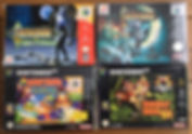 castlevania legacy of darkness 2 n64 nintendo 64 donkey kong diddy kong