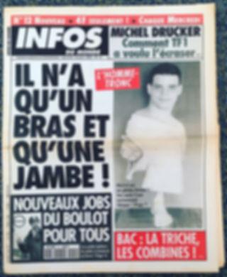 infos du monde 1994 n°12