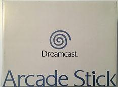 Arcade Stick Dreamcast PAL complet