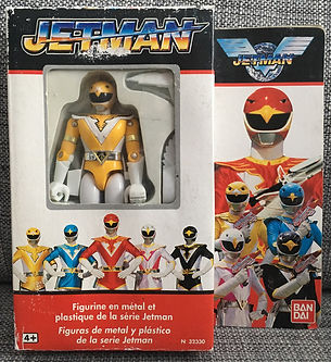 Jetman Jaune FR