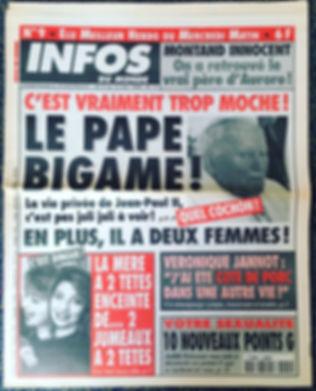 infos du monde 1998 n°9