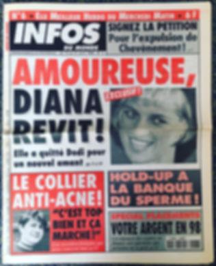 infos du monde 1998 n°6