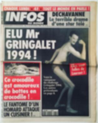 infos du monde 1994 n°31