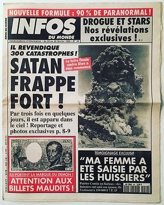 infos du monde 1994 n°49
